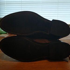 Women Brown Roper boots by Laredo